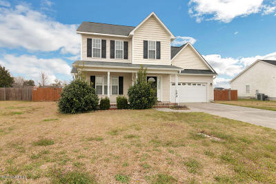 Jacksonville NC Single Family Home Pending: $184,900