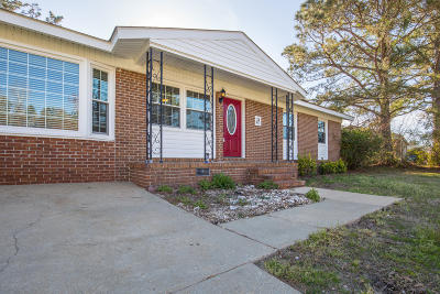 Onslow County Single Family Home For Sale: 34 Cornell Drive