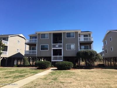 Ocean Isle Beach Condo/Townhouse For Sale: 14 Harbor Drive #4