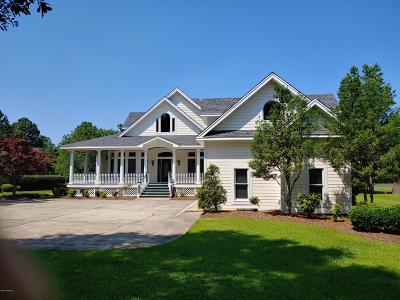 New Bern NC Single Family Home For Sale: $399,900