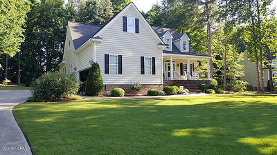 Nash County Single Family Home For Sale: 433 Hunters Pointe Road