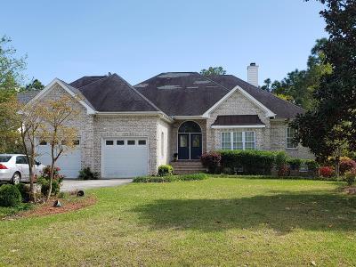 Wilmington Single Family Home For Sale: 412 Bobby Jones Drive