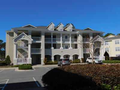 Brunswick Plantation Condo/Townhouse For Sale: 1215 N Middleton Drive NW #2304