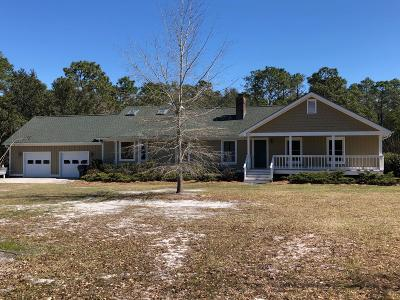 Southport Single Family Home Pending: 4086 George Ii Highway