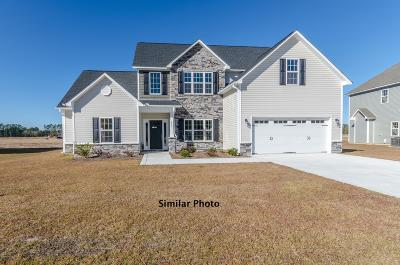 Sneads Ferry Single Family Home For Sale: 605 Prospect Way