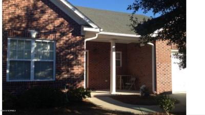 Wilmington NC Condo/Townhouse For Sale: $187,500