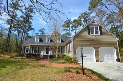 Wilmington Single Family Home For Sale: 3405 Graylyn Terrace