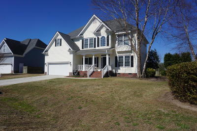 Wilmington NC Single Family Home For Sale: $364,900