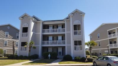 Sunset Beach Condo/Townhouse For Sale: 7503 Moorhen Lane SW #3