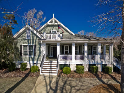 Southport Single Family Home For Sale: 2762 Pinecrest Drive