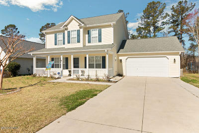 Onslow County Single Family Home For Sale: 106 Tanbark Drive