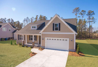 Morehead City Single Family Home For Sale: 1209 Woods Court