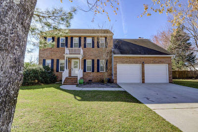 Wilmington Single Family Home For Sale: 228 Wendover Lane