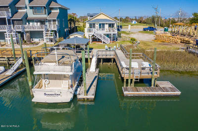 Wrightsville Beach Single Family Home For Sale: 422 Causeway Drive