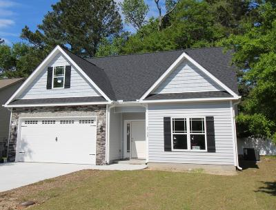 Winterville Single Family Home For Sale: 2109 Tulls Cove Road