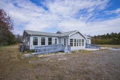 Brunswick County Commercial For Sale: 7480 Ocean Hwy Highway W