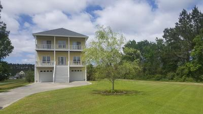 Beaufort Single Family Home For Sale: 279 Gatsey Lane