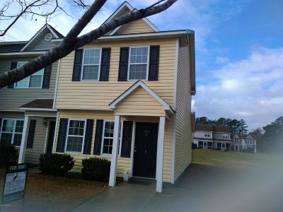 Hubert NC Condo/Townhouse For Sale: $105,000