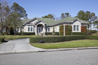 Wilmington Single Family Home For Sale: 2021 Scrimshaw Place