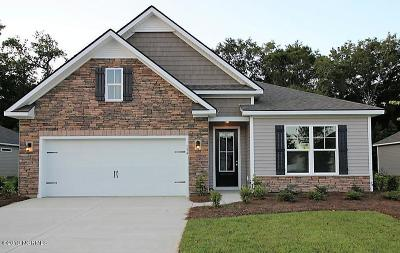 Leland Single Family Home For Sale: 826 Barbon Beck Lane SE #Lot 3301