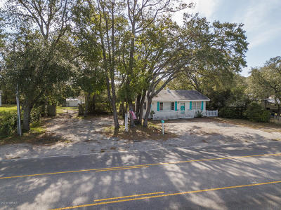 Brunswick County Commercial For Sale: 4260 Long Beach Road SE