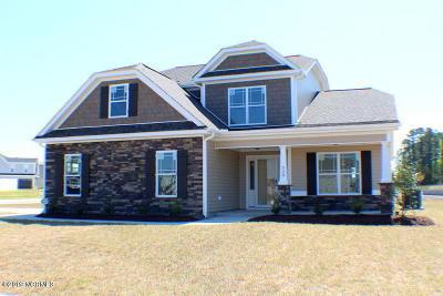 Greenville Single Family Home For Sale: 408 Cheltenham Drive