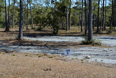 Harkers Island NC Residential Lots & Land For Sale: $80,000