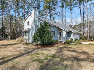 Oriental NC Single Family Home For Sale: $197,500