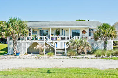 Emerald Isle Single Family Home For Sale: 1202 Emerald Drive