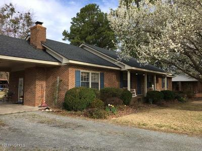 Greenville NC Single Family Home For Sale: $140,000
