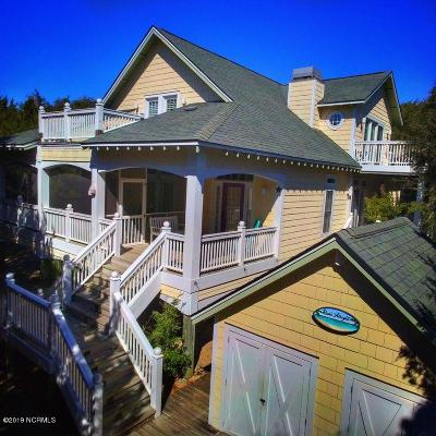 Bald Head Island Single Family Home For Sale: 318 Stede Bonnet Wynd