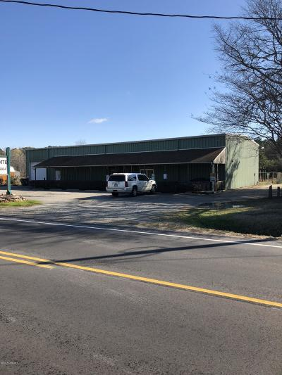 Brunswick County Commercial For Sale: 791 Brick Landing Road SW
