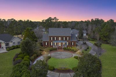 Wilmington Single Family Home For Sale: 2109 Auburn Lane