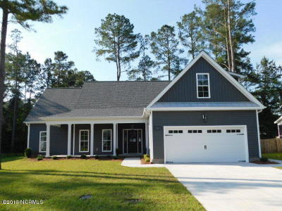 Winterville Single Family Home For Sale: 2245 Franklin Drive
