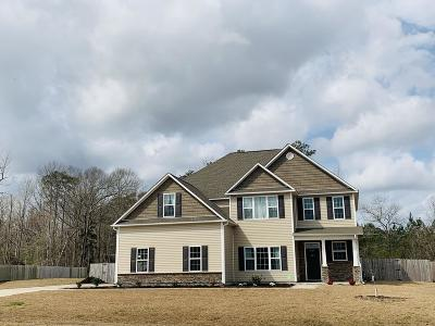 New Bern Single Family Home For Sale: 104 Falken Court