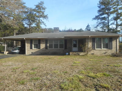 Kinston Single Family Home For Sale: 3403 Crestwood Drive