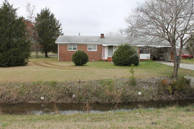 Whiteville NC Single Family Home For Sale: $105,000