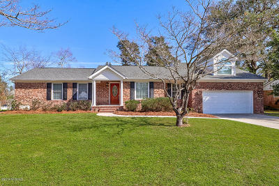 Wilmington Single Family Home For Sale: 105 Balsam Drive