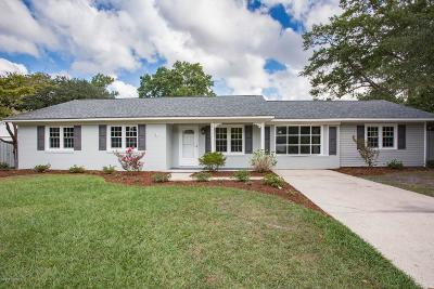 Kings Grant Single Family Home For Sale: 4621 Norwich Road