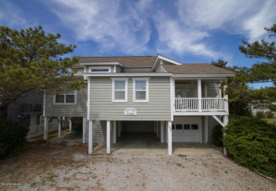 Ocean Isle Beach Single Family Home For Sale: 175 E Second Street