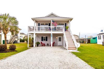 Surf City Single Family Home For Sale: 8007 8th Street