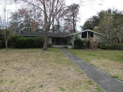 Wilmington Single Family Home For Sale: 1810 Hawthorne Road