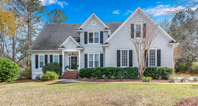Wilmington Single Family Home Pending: 8645 Vintage Club Drive