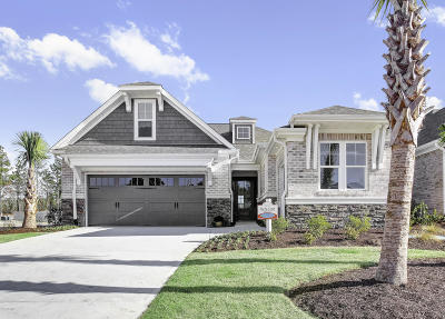 Wilmington Single Family Home For Sale: 9034 Mango Bay Court NE