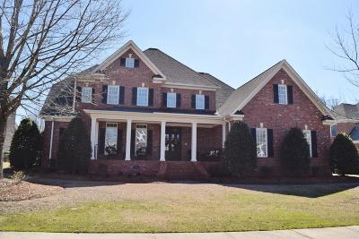 Winterville Single Family Home For Sale: 960 Van Gert Drive
