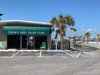 Atlantic Beach Boat Slip For Sale: 407 Atlantic Beach Causeway #E-2
