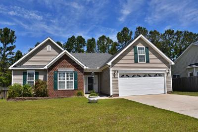 New Bern Single Family Home For Sale: 119 Blackheath Drive