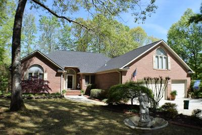 Olde Point, Olde Point Villas Single Family Home For Sale: 236 Ravenswood Road