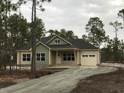 Southport Single Family Home For Sale: 1249 Longleaf Road