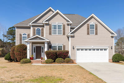 Greenville NC Single Family Home For Sale: $275,000
